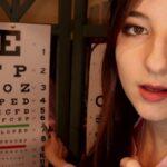 A most professional eye exam